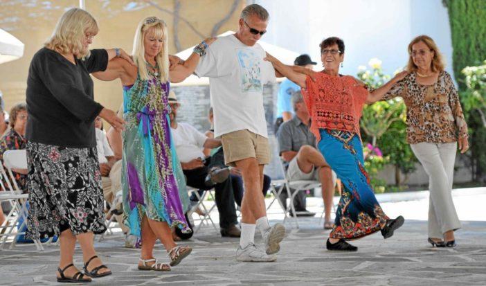 Press Telegram: Long Beach Greek Festival is feast for the senses